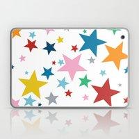 Stars Small Laptop & iPad Skin
