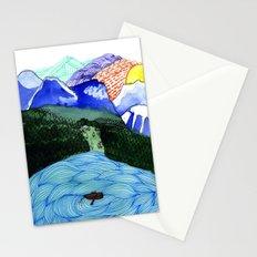 Landscapes / Nr. 1 Stationery Cards