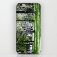 Peterhof Woods iPhone & iPod Skin