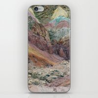 Calico Mountains iPhone & iPod Skin