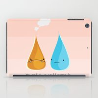 Water And Fire- A Tragic… iPad Case