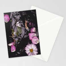 Black/Pink Stationery Cards
