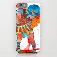 iPhone & iPod Case featuring No Gladius by Liviu Matei