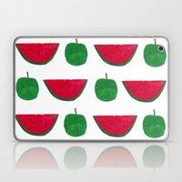 Watermelon & Apple Laptop & iPad Skin