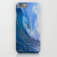 iPhone & iPod Case featuring The Pipe by Robin Curtiss