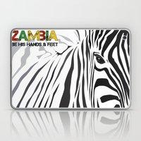 Zambia Laptop & iPad Skin