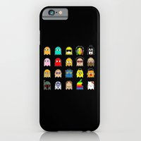 iPhone & iPod Case featuring pac man by sEndro