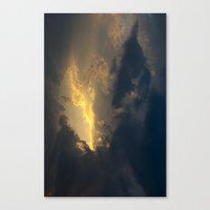 Extant/Exit Canvas Print