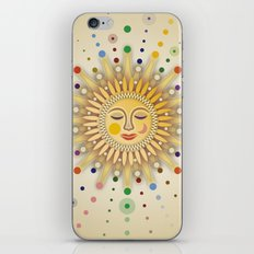 Sunshine with Placidity iPhone & iPod Skin