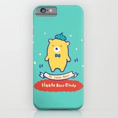 Little baby bear iPhone 6 Slim Case
