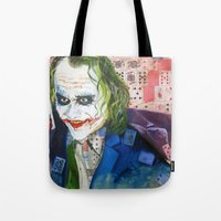 Jokes On You (JOKER) Tote Bag