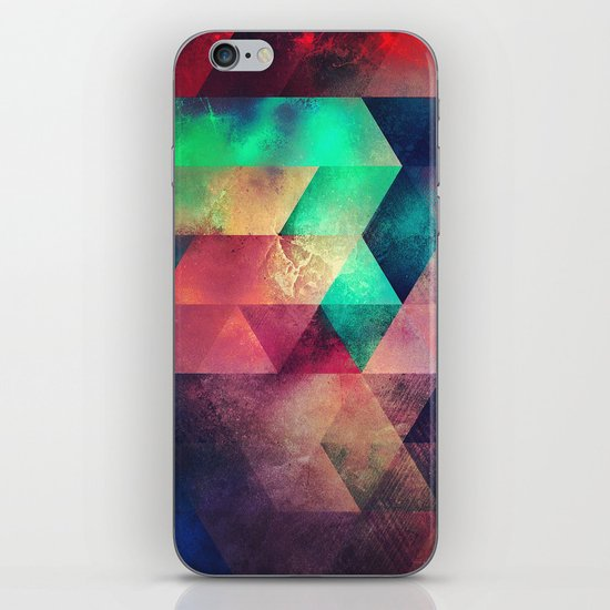 zpyyce iPhone & iPod Skin