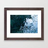 Wishing Well Framed Art Print