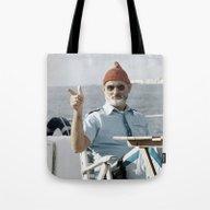 LIFE AQUATIC Tote Bag