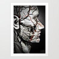 Inside Out 101 Art Print