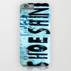 Shoe Shine  Slim Case iPhone 6s