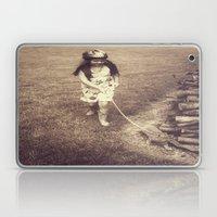 Alice and Dinah Laptop & iPad Skin