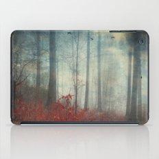open woodland dreams iPad Case