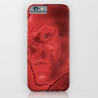 The Red Skull iPhone 6 Slim Case