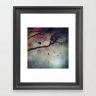 Marvels Of Color Framed Art Print