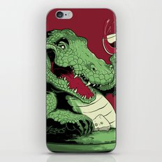 Party Croc iPhone & iPod Skin