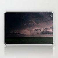 Purple Sky Laptop & iPad Skin