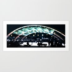 Nathan Phillips Square Art Print