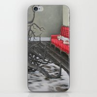 always say goodnight iPhone & iPod Skin