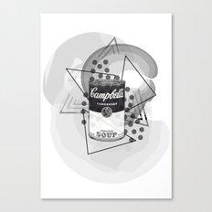 Creative Soup Canvas Print
