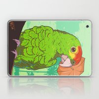 Parrot illustration Laptop & iPad Skin