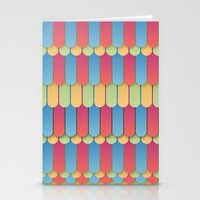 Abstract 18 Stationery Cards