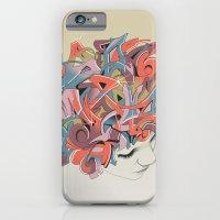 Graffiti Head iPhone 6 Slim Case