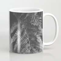 Colorless Fern Mug