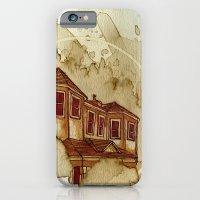 Coffee House iPhone 6 Slim Case