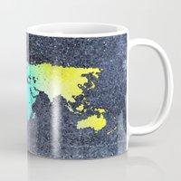 The World Belongs to you Mug
