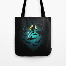 Screwed Tote Bag