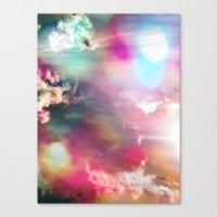 Alternate Universe Canvas Print