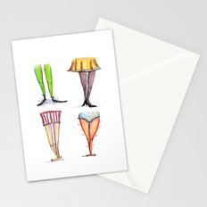 Legwork Squared Stationery Cards