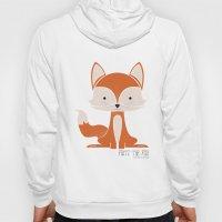 Fritz the Fox Hoody