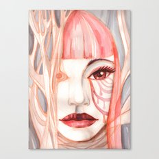 Tears Canvas Print