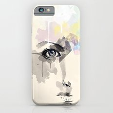 Beyond Her Tears  iPhone 6 Slim Case