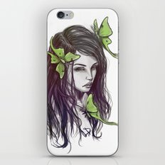 My Insect Life iPhone & iPod Skin