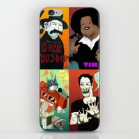 Pop Mix Of The Some Of T… iPhone & iPod Skin