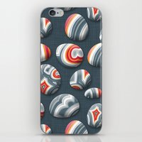 Agate Pebble iPhone & iPod Skin