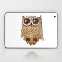 Owl Collage #6 Laptop & iPad Skin