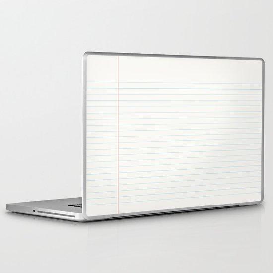 ideas start here 001 Laptop & iPad Skin