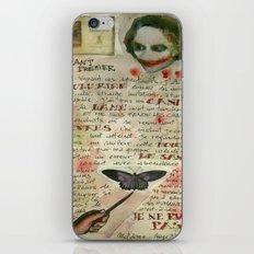 MALDOROR iPhone & iPod Skin