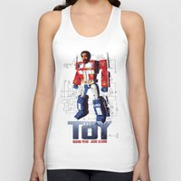 The Toy Poster Unisex Tank Top