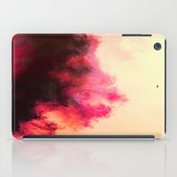 Painted Clouds II iPad Case