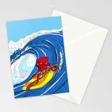 octosurfer Stationery Cards